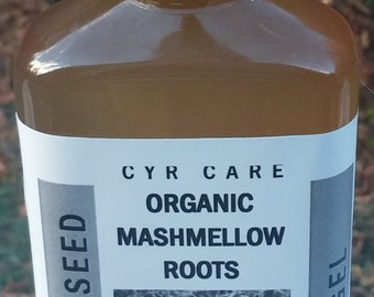 Marshmallow roots Flaxseed gel- curly hair styles- hair moisturizers-beautiful hair-curly hair