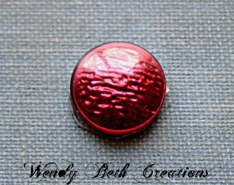 Simply Red Bindi - ATS, Tribal Belly Dance, Facial Jewelry, Third Eye