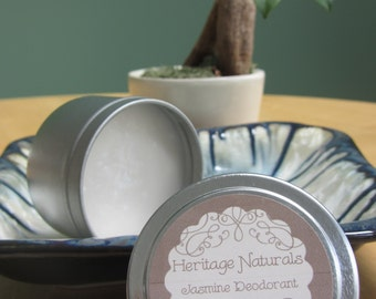 4oz  Natural  Deodorant Scented or Unscented