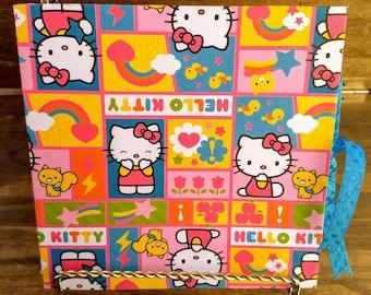 Sanrio | Hello Kitty | Accordion Album | Journal | Book