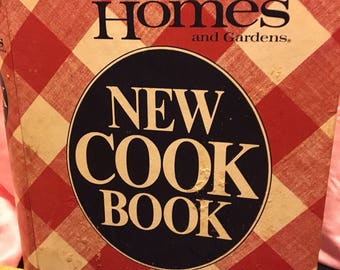 Better homes and garden cookbook, 1981 edition. Used and well loved.