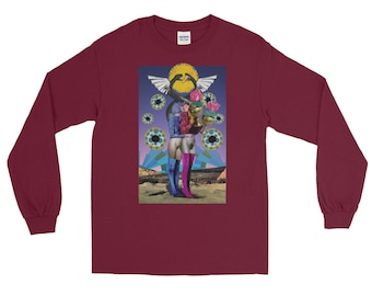 Two of Cups Long Sleeve T-Shirt