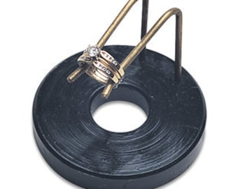 RING HOLDER - Keeps Ring from Moving During Soldering - Metal Working Jewelry Tool