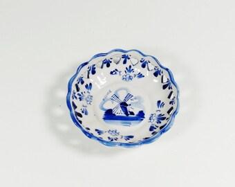 Vintage Delft Bowl