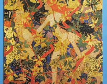 Robert Burns - Diana and her Nymphs