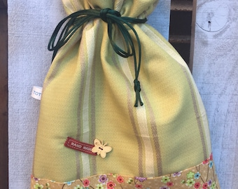 Lingerie bag, sac a lingerie