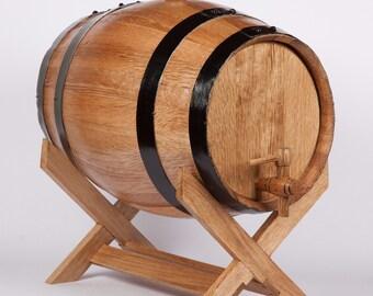 personalized 100% Oak hand and custom made whiskey wine rum aging barrels