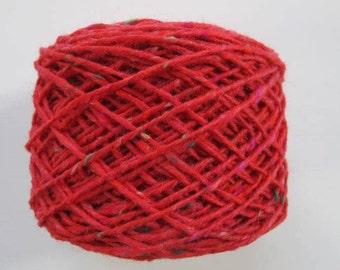 Tweed mohair - Bramble stone