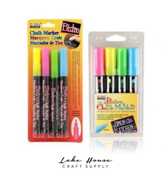 sale neon chalk markers neon bistro markers chalk board markers specialty markers glass markers sale