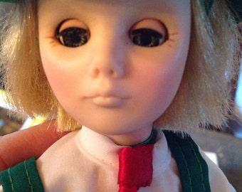 Vintage Effanbee 11 inch Hansel Storybook Doll NIB