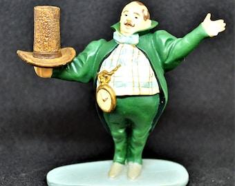 "Wizard of Oz Figurine By Turner ""Mayor of Munchkin-land"""
