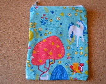 Unicorn Forest Pouch