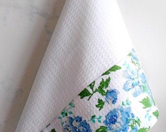 2 Cotton Waffle Kitchen Towels Dish Towels Tea Towels Hand Towels Home  Decor Towel Natural Towels