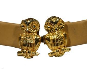Vintage Mimi di n Owl Belt 1975