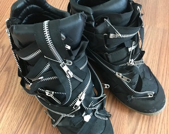 Zipper Shoes
