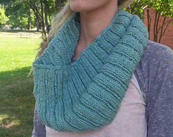 Hand Knit Snood