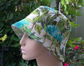 Women's Bucket Hat Alopecia Hat SMALL-MEDIUM