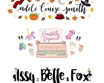 Customised Business and Blogger Headers