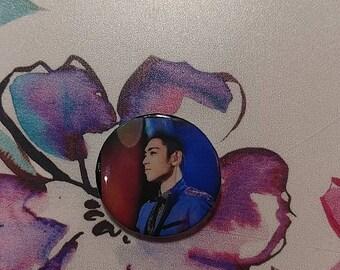 BIGBANG T.O.P Button