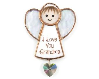 Grandma Gift - Grandmother Gift Ideas - Grandma Birthday Gift - Gift For New Grandmother - Mother's Day Gift - Valentine's Day Gift