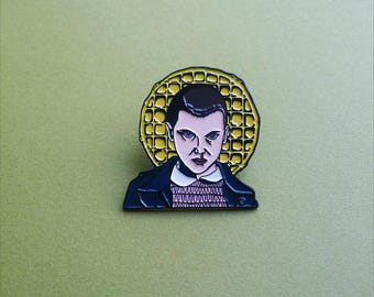 Stranger Things: Eleven Soft Enamel Pin