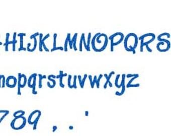 Recess Font