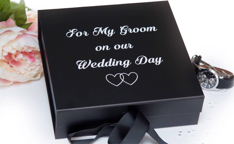 Wedding Gift For Husband To Be: Groom Box Groom Gift Box Wedding Gift Box For Groom Husband