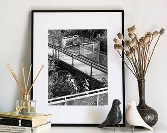 Boardwalk, Photographic Print, 5x7, 8x10