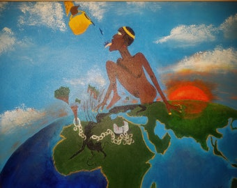 African Art ( Thirst Quincer)