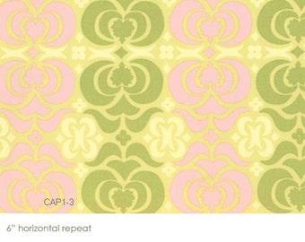1 yard of Sand Garden Maze fabric by Amy Butler