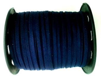 Cord - 3 m - color Blue Navy
