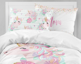 Floral Crib Bedding For Girls