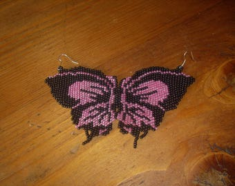Pink Fusion Earrings