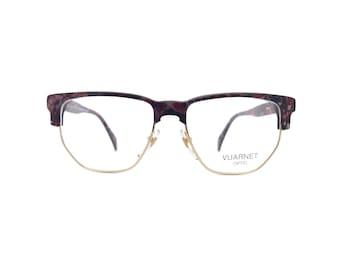Genuine 1980s Vuarnet Pouilloux VO438 273 Vintage Glasses // Made in France // New Old Stock