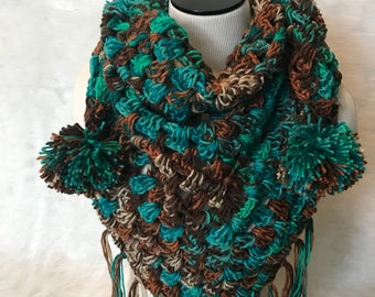Reef Triangle Scarf