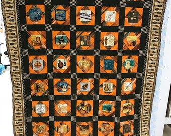 Music finished Quilt