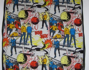 Star Trek Shut Up You Whimpering Fool Comics: Backpack/tote