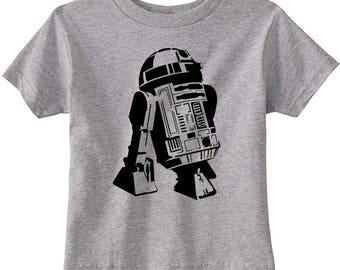 "Star Wars ""R2D2"" Toddler Shirt"