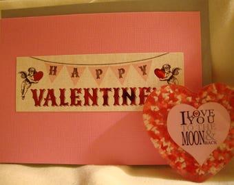 valentine's day card, valentine decor, heart kitchen decor, kitchen decor, love heart decor, heart magnet, heart decor, heart gift,gift(110)