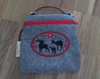 Deer Family Costume Bag