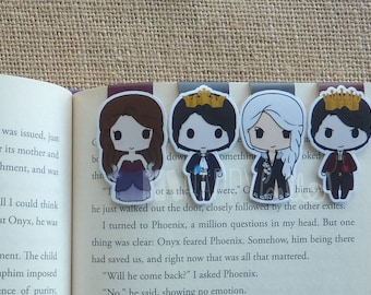 Magnetic Bookmarks • Bloodline
