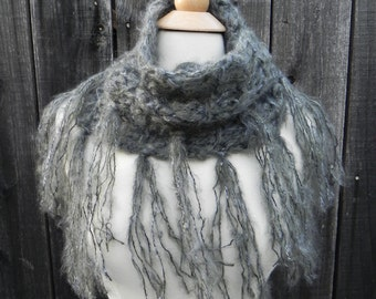 Romatic Spring Convertible Scarf Wrap Super Soft in Sage Green