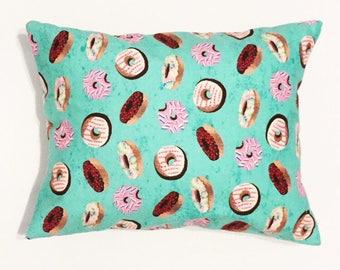 Travel Pillow | Donuts Travel Pillow | Envelope Pillow | Toddler Pillow