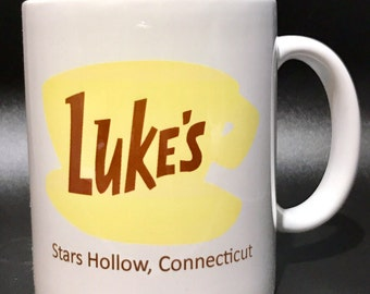 Gilmore Girls 11 oz tasse
