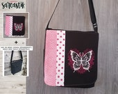 Butterfly bag flap for ME...