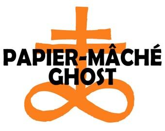 Papier-Mâché Ghost