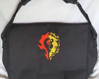 Warcraft Messenger Bag