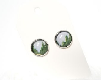 Forest Line - Earrings