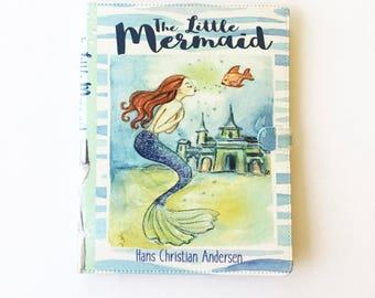 The Little Mermaid Book iPad, iPad mini, iPad Air, iPad Pro case