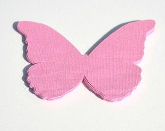 Monarch Butterfly Die Cuts/Butterfly Paper Cuts/12 Paper Monarch Butterflies/ Butterfly Die Cuts
